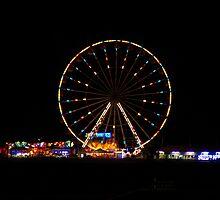 Big wheel fun by Kevin Meldrum