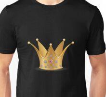 Golden crown 2 Unisex T-Shirt
