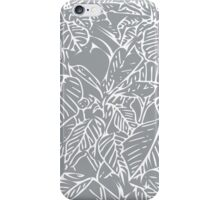 The Plant (grey) iPhone Case/Skin