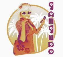 Ganguro Gal by F.M. Gore-Kelly
