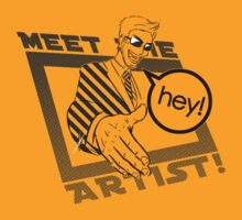 Meet the Artist! by japu
