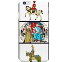 Medieval Romp iPhone Case/Skin