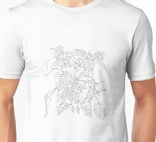 The Plant (white-grey) Unisex T-Shirt