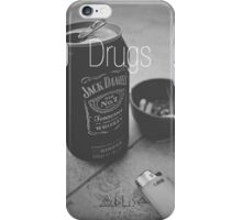 Drugs - Abuse iPhone Case/Skin