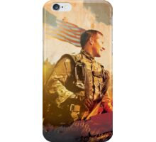 Military War Memorial iPhone Case/Skin