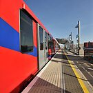 DLR Station by Lea Valley Photographic