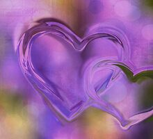Purple Heart  by Nicole  Markmann Nelson