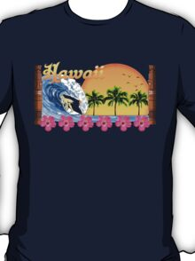 Hawaii Surfing T-Shirt