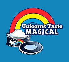 Magically Delicious | Funny Unicorn Shirt by BootsBoots