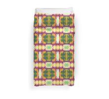 colorful blocks Duvet Cover