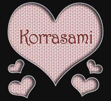 Korrasami Happy Valentines Day by namastedesign