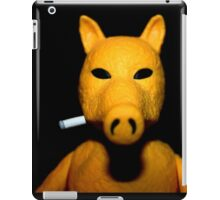 QuasiSmoke! 3D _TRANSPARENCY_ iPad Case/Skin