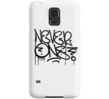 Dripping Graffiti Tag Samsung Galaxy Case/Skin