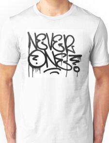 Dripping Graffiti Tag Unisex T-Shirt
