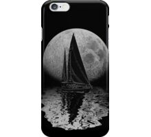 Midnight Sailing iPhone Case/Skin