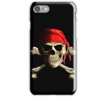 Skull And Crossbones iPhone Case/Skin