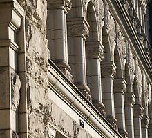 Goverment Building Victoria, BC by Henri Irizarri