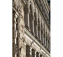 Goverment Building Victoria, BC Photographic Print