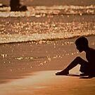Magical Sunset by Valerie Rosen