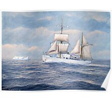 U. S. Coast Guard Cutter Northland Poster