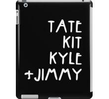 Tate Kit  Kyle Jimmy  iPad Case/Skin