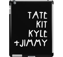 Tate Kit  Kyle Jimmy  iPad Case/Skin