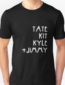 Tate Kit  Kyle Jimmy  Unisex T-Shirt