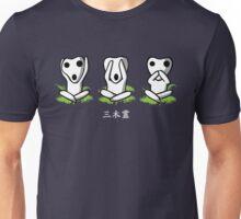 Tshirt Kodama - Tshirt Three Wise Monkeys Unisex T-Shirt