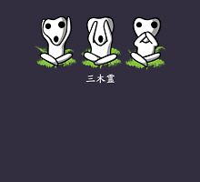 Tshirt Kodama - Tshirt Three Wise Monkeys Unisex T-Shirt