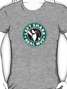 Left Shark Real MVP - Super Bowl Halftime Shark 2015 T-Shirt