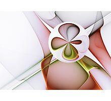 Four-leaf Clover Photographic Print