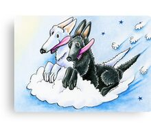 Cloud Riders Canvas Print