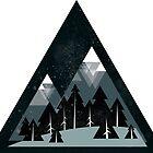 Monte del pineto by Leti Mallord