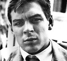 A 22 year old Ernesto Guevara in 1951 while in Argentina. by Adam Asar