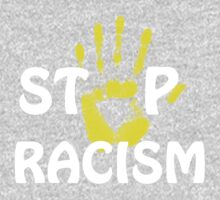 stop racism Kids Clothes