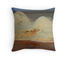 Take The Hump  Throw Pillow