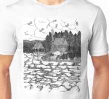 Lake House Unisex T-Shirt