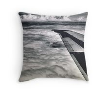 texan ski 7 Throw Pillow