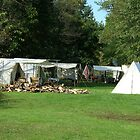 Confederate Campgrounds by yankeegrl99