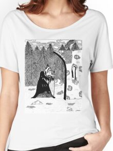 Old Wizard Women's Relaxed Fit T-Shirt