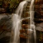 Ten Mile Creek Waterfall by sherryk