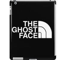 The Ghost Face iPad Case/Skin