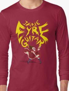 Jane Eyre Guitar Long Sleeve T-Shirt