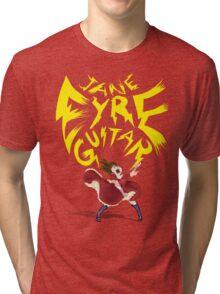 Jane Eyre Guitar Tri-blend T-Shirt