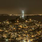 Coit Tower on Telegraph Hill (San Francisco) by AstroGuy