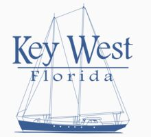 Blue Key West Sailing by BailoutIsland