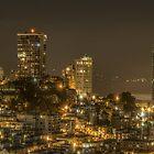 San Francisco Skyline by AstroGuy