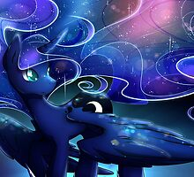 Lunar Sky by Sybke