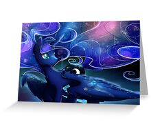Lunar Sky Greeting Card
