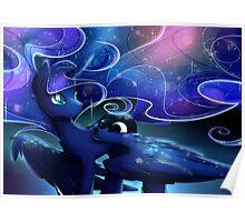 Lunar Sky Poster